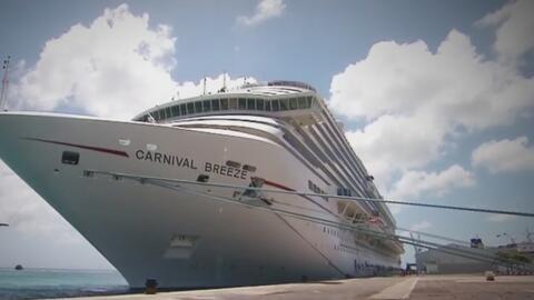 Cerca de 20,000 pasajeros, de cuatro cruceros, no podrán llegar a su des...