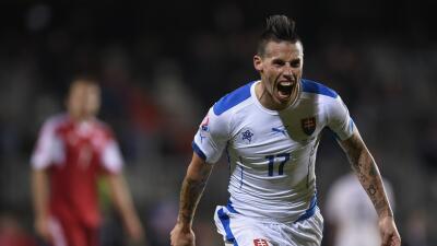 Luxemburgo 2-4 Eslovaquia: Eslovaquia entierra su sequía y disputará su primera Eurocopa