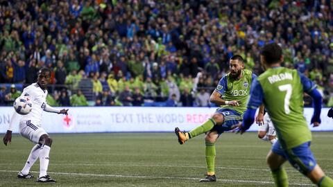 Clint Dempsey gol Seattle Sounders vs. Vancouver Whitecaps