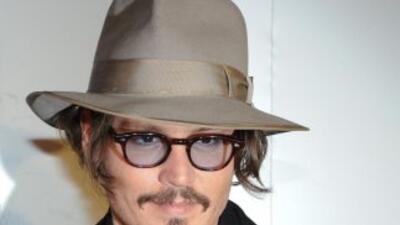 Jhonny Depp un actor camaleónico.
