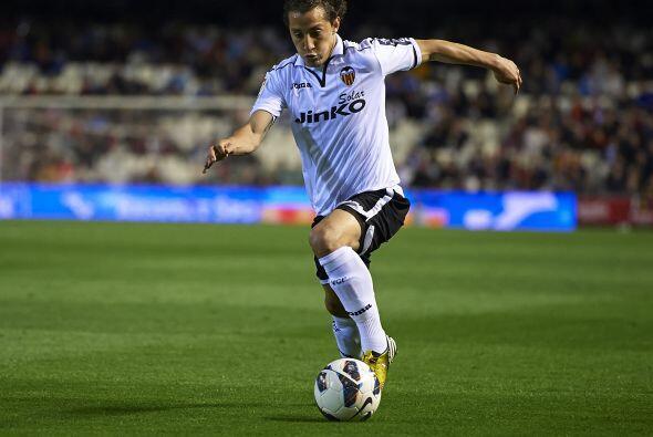 Desde México y triunfando en la Liga española, tenemos a Andrés Guardado...