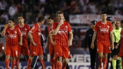 Independiente se mantiene en la lucha por los primeros sitios del torneo...