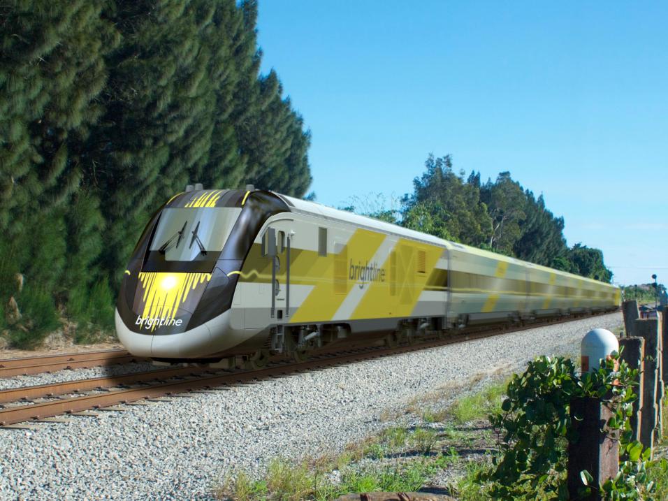 El sistema de trenes conectará a Miami con Fort Lauderdale, conti...