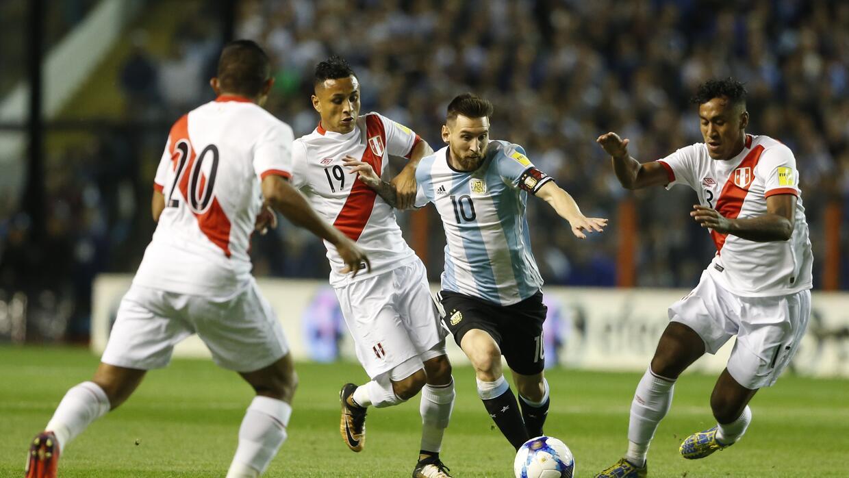 EN VIVO: Fecha de eliminatorias sudamericanas decisiva a Rusia 2018. get...