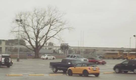 Segundo día gris y lluvioso en Houston TOMADA-POR-YAYA-VASKEZ.JPG