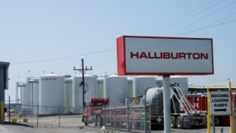La petrolera Halliburton falló en el material utilizado en su equipo de...