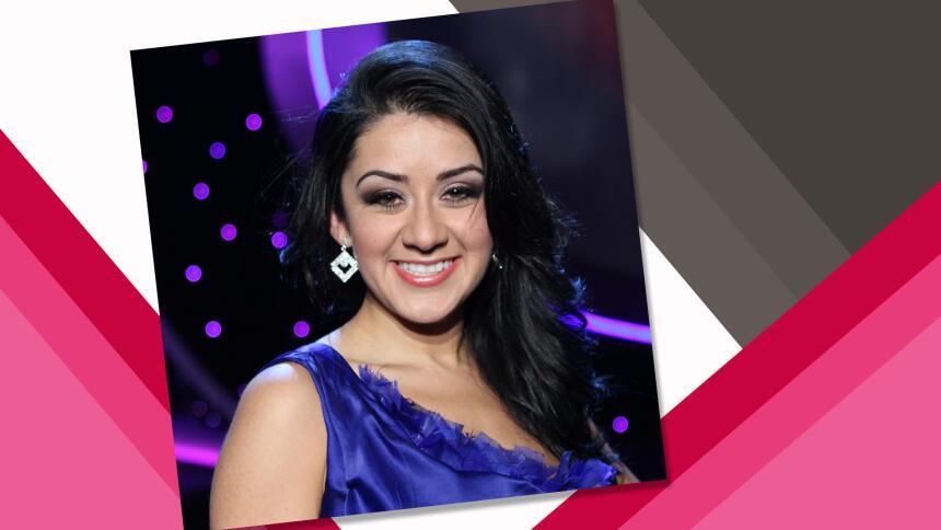 Mayra Zavala: Esta mexicana que audicionó en Los Ángeles fue la cuarta e...
