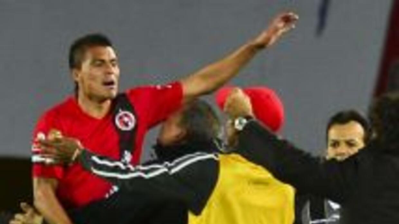 Tijuana ganó en Colombia en su primer partido en Copa Libertadores.
