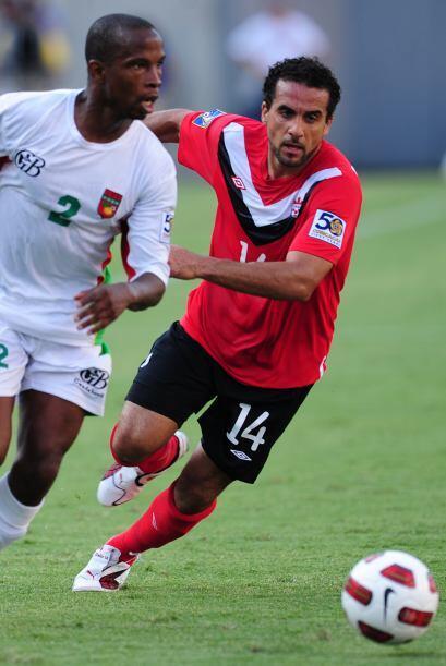 Canadá venció a Guadalupe con gol de Dwayne De Rosario en...