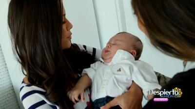 DA El Reality, Ana Patricia se prepara para ser mamá con Baby Bruce