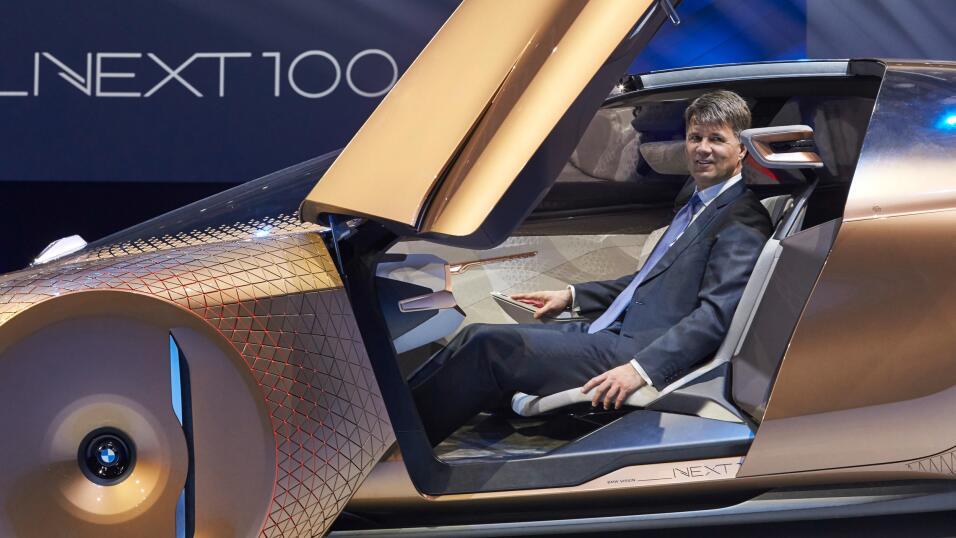 Imágenes BMW Vision Next 100