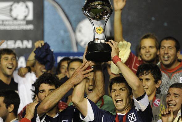 Independiente de Avellaneda, en los últimas posiciones del torneo argent...