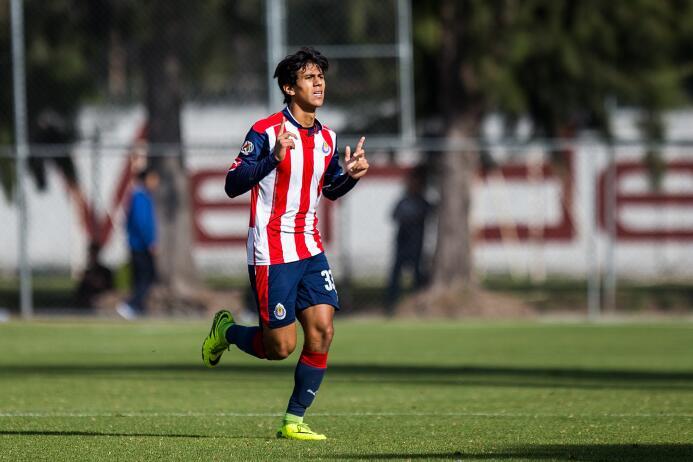 'Ya agarró la onda': La Liga MX comenzó a sacar 'chamacos' 20161201_26.jpg