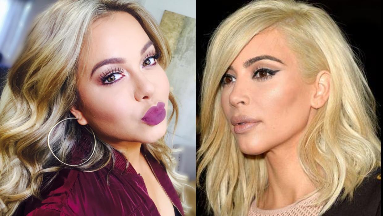 Chiquis Rivera y Kim Kardashian