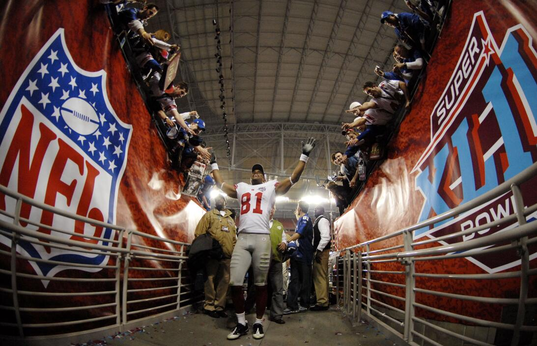 Un año después fue escenario del Super Bowl XLII, en el que los New York...