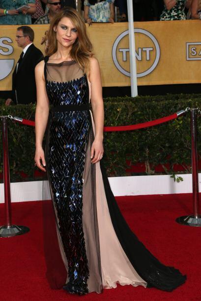 El vestido de Vionnet de Claire Danes tampoco fue uno de nuestros favori...