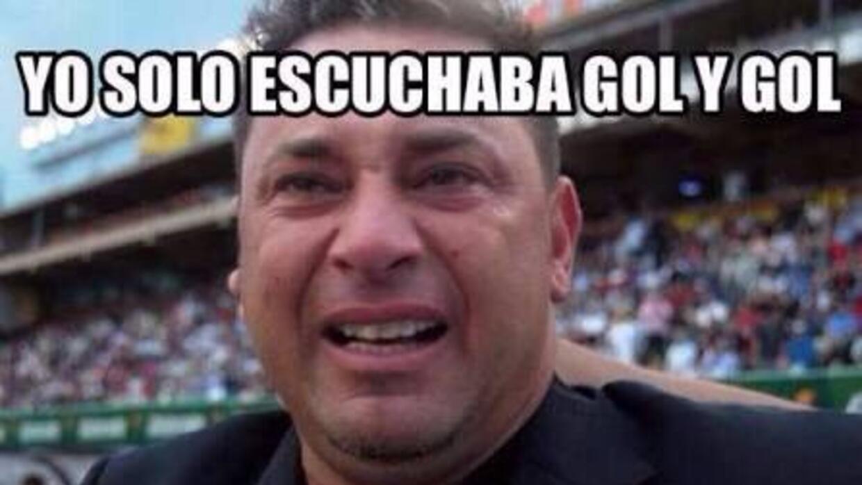 La goleada de Tigres sobre Rayados en el Clásico Regio provoc&oac...