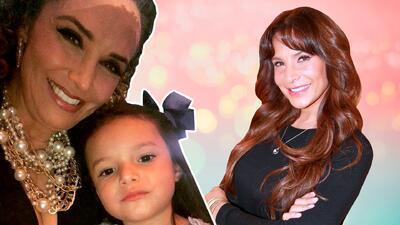 La hija de la fallecida Lorena Rojas ya es mexicana: fue adoptada por la hermana de la actriz