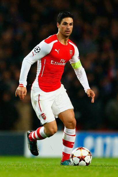 Mikel Arteta: Otro español que fue símbolo del Arsenal par...