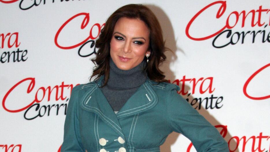Silvia Navarro reaparece
