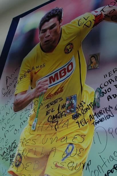 El paraguayo ha recibido muestras de apoyo impresionantes por parte de l...
