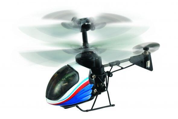 Si no te convence ese, puedes probar con el  Helicóptero radio co...
