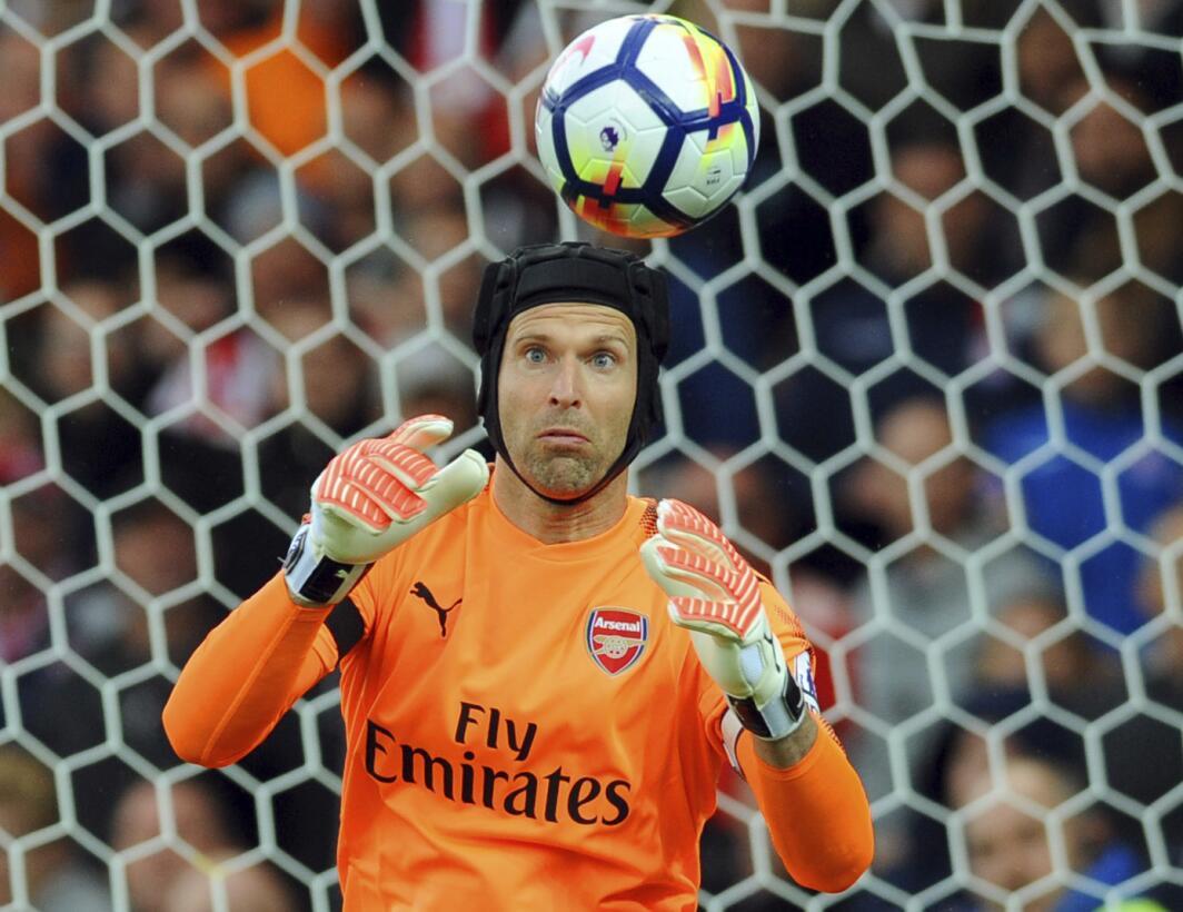 4. Petr Cech (Arsenal) - República Checa