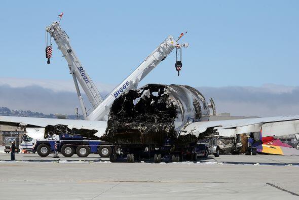 La Junta Nacional de Seguridad del Transporte (NTSB) de EEUU afirm&oacut...