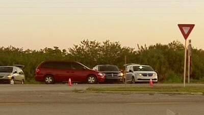 Accidente vial en Florida deja 8 muertos y al menos 10 heridos