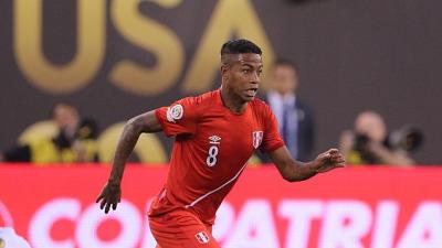 Andy Polo jugó los cuatro partidos de Perú en Copa Am&eacu...