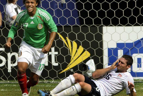 Otro respiro para el futbolista fue la Copa Oro de ese 2009 a la que acu...