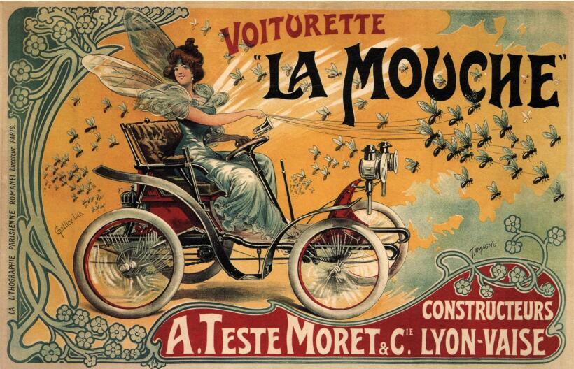 Teste & Moret fue un fabricante francés de artefactos diverso...