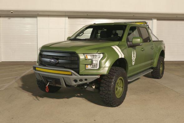 Su motorización es el EcoBoost de 3.5 litros que alcanza 365 caballos de...