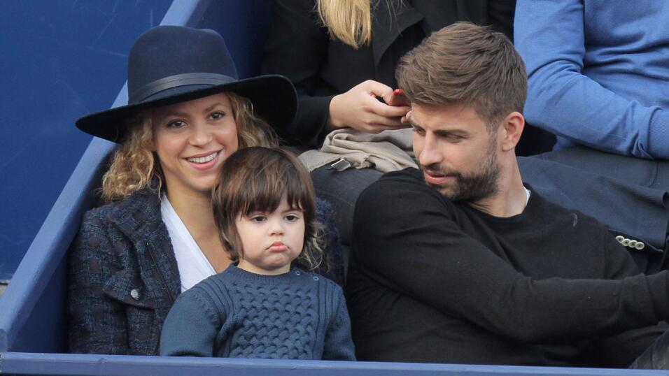 Familia Shakira