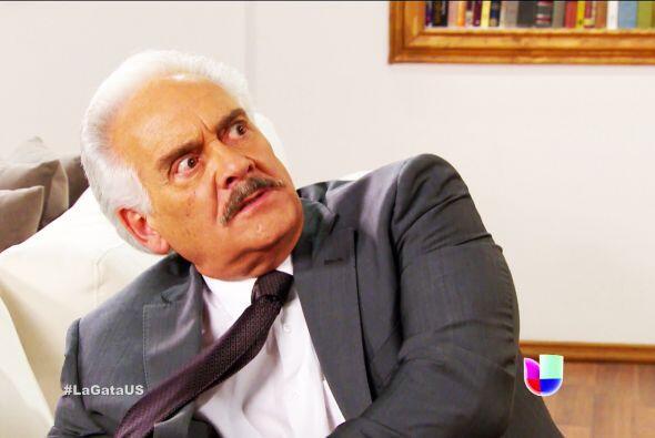 Mejor guárdese sus amenazas, don Fernando ya le demostró que es más fuer...