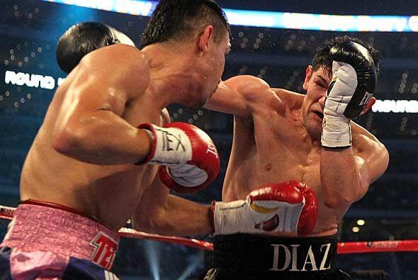La 'Zorrita' Soto se alzó con la victoria con una pelea inteligente pero...