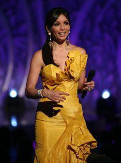 Aunque el amarillo es un tono difícil de llevar, nuestra querida Giselle...