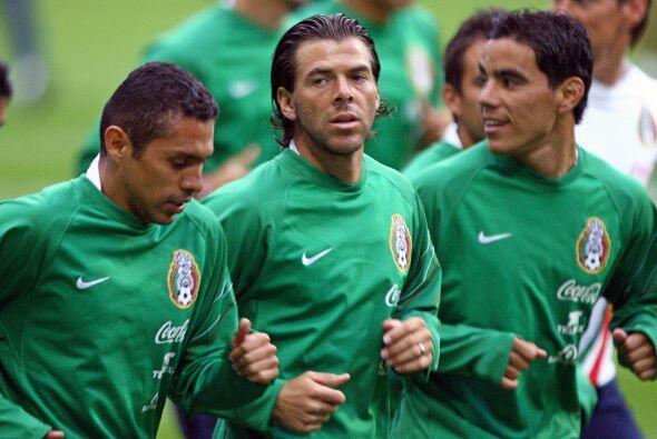 Para el Mundial del 2006, Ricardo La Volpe 'se casó' con la idea de llev...
