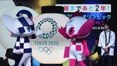 En fotos: a dos años de distancia de los Juegos Olímpicos de Tokio 2020