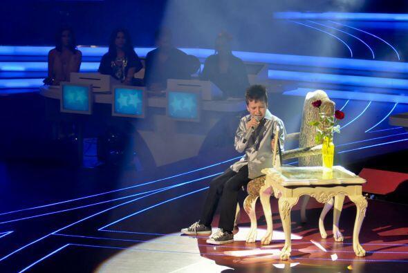 El cantante confesó quién había incentivado desde pequeño su gusto por l...