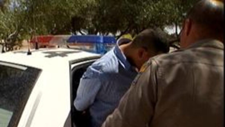 Pandillero arrestado en operativo