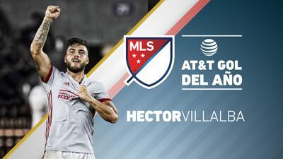 ¡No te lo puedes perder! Este bombazo de 'Tito' Villalba es el Gol del A...