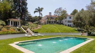 Esta es la casa de Angelina Jolie que tardarías en pagar casi 800 años con el salario mínimo