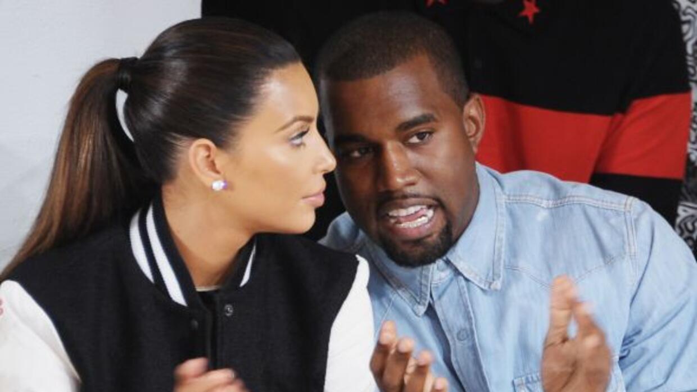 El popular artista y su pareja Kim Kardashian están impacientes por cono...