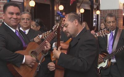 Brilla la cultura mexicana en un importante destino turístico de la ciud...