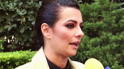 Cecilia Galliano dice que aún sigue soltera porque cree que los hombres le tienen miedo