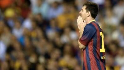Messi está citado para declarar el próximo 17 de septiembre, pero el jug...