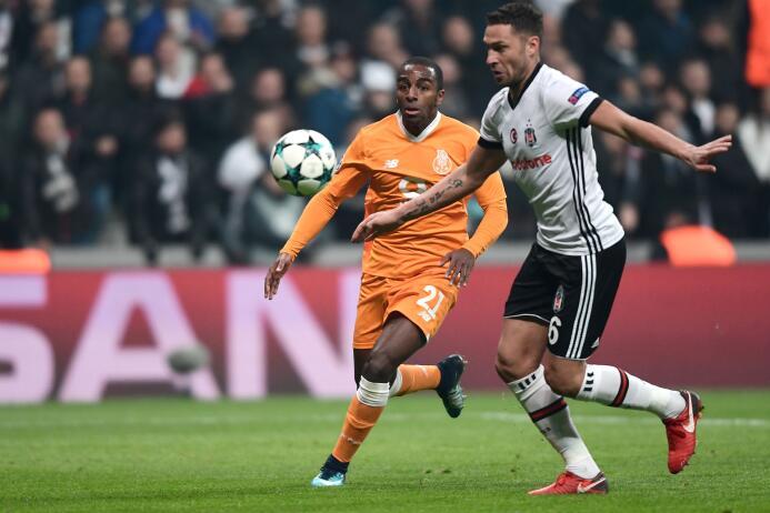 En fotos: Porto empató ante Besiktas y tiene el destino en sus manos get...