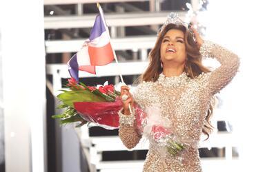 GalaMoments: Clarissa hizo historia en Nuestra Belleza Latina