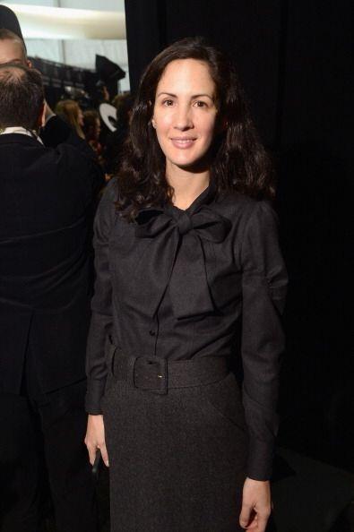 La consultora creativa de moda, Patricia Herrera Lansing, tampoco perdi&...